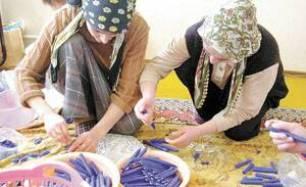 Türkiye Genelinde Evlere İş Verenler